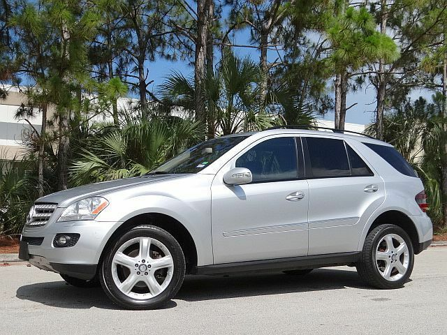 2008 mercedes ml320 cdi no reserve turbo diesel no for Mercedes benz diesel for sale in florida