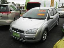 2006 Ford Focus  Silver 4 Speed Automatic Hatchback Capalaba Brisbane South East Preview