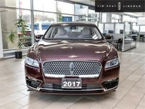 2017 Lincoln Continental Reserve -$215.37 /Wk