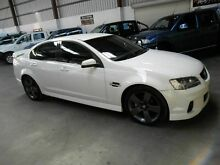2012 Holden Commodore VE II MY12.5 SV6 Z Series White 6 Speed Sports Automatic Sedan Molendinar Gold Coast City Preview