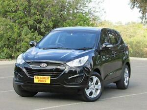 2012 Hyundai ix35 LM2 Active Black 6 Speed Sports Automatic Wagon Melrose Park Mitcham Area Preview