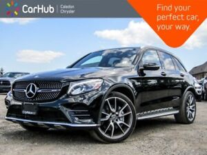 2017 Mercedes-Benz GLC AMG GLC 43|4Matic|Navi|Pano Sunroof|Backu