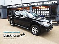 2013 Nissan Navara Tekna Connect 2.5DCi 4x4 Double Cab Pick Up SatNav A/C Leathe