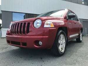 2010 Jeep Compass Sport 4D Utility 4WD