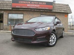 2013 Ford Fusion SE No Accident,Bluetooth,Cruise,Htd Side Mirror