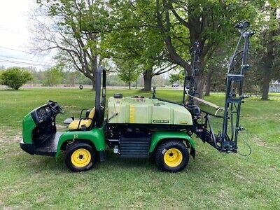 John Deere Pro Gator 2020a Gas Utility Vehicle With Hd 1200 Sprayer