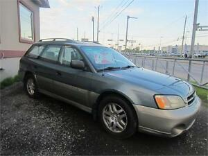 2002 Subaru LEGACY OUTBACK Outback w/All Weather Pkg 4X4  FINANC