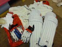 Boys Cricket set