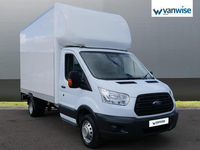 0b2b9df82d 2016 Ford Transit 2.2 TDCi 125ps Chassis Cab Diesel white Manual ...