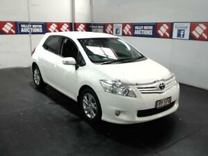 2012 Toyota Corolla ZRE152R MY11 Ascent Sport White 4 Speed Automatic Hatchback Cardiff Lake Macquarie Area Preview
