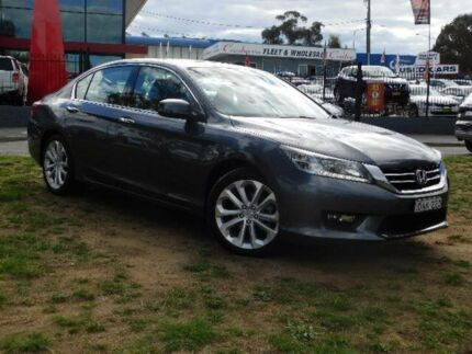 2015 Honda Accord 60 VTi-L Grey 5 Speed Automatic Sedan Belconnen Belconnen Area Preview