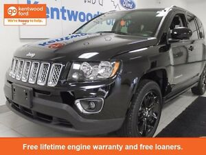 2015 Jeep Compass Sport 4x4 High Altitude with heated seats and