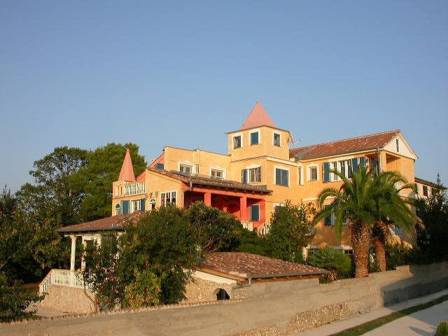Romantische Villa am Meer / Kroatien (provisionsfrei)