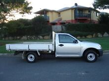 2005 Holden Rodeo RA MY06 Upgrade DX Silver 5 Speed Manual Utility Chermside Brisbane North East Preview