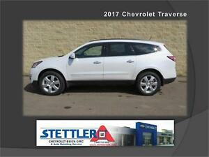 NEW 2017 Chevrolet Traverse LTZ