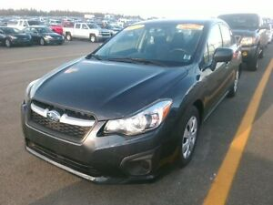 2013 Subaru Impreza Sedan, no accidents, nice kilometers 2.0 4 c