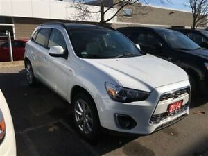 2014 Mitsubishi RVR CLEARANCE GT HEATED SEATS ROOF AWD CAMERA