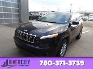 2016 Jeep Cherokee AWD NORTH Heated Seats,  Bluetooth,  A/C,