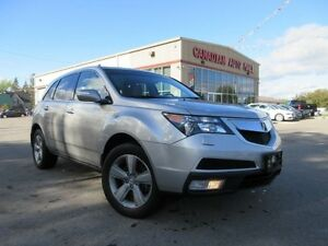 2012 Acura MDX AWD, TECH, NAV, ROOF, DVD, 62K!