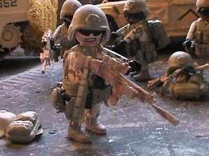 PLAYMOBIL-CUSTOM-US-NAVY-SEAL-UNIF-DESERT-IRAK-2003-REF-0188-BIS