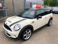 Mini Clubman 1.6 ( 175bhp ) Cooper S PETROL MANUAL 2008/08