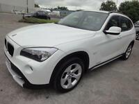 LHD 2012 BMW X1 S/Drive 140 BHP 2.0 5 Door AUTO SPANISH REGISTERED