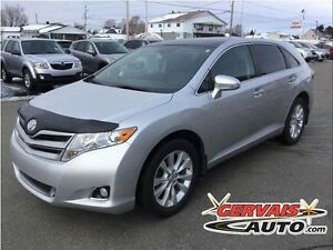 Toyota Venza Cuir Toit Panoramique MAGS 2013