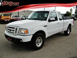 2011 Ford Ranger | SUPERCAB | V6