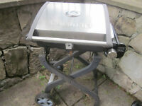 BARBECUE SUR CHARIOT CUISINART