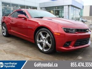 2014 Chevrolet Camaro 2SS LEATHER/NAV/HEATED SEATS/EXHAUST