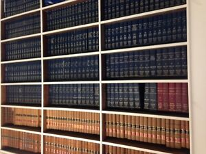 Vintage Law Library