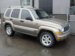 2007 Jeep Liberty 4x4 Limited COMME NEUF