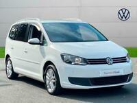 2013 Volkswagen Touran 1.6 Tdi 105 Bluemotion Tech Se 5Dr Estate Diesel Manual