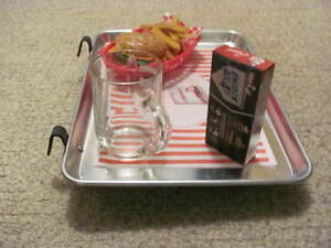 Car Hop Tray New A&W Big Boy Drive In Tray Surfboards Flags Etc.