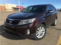 2015 Kia Sorento EX-V6  **LEATHER**