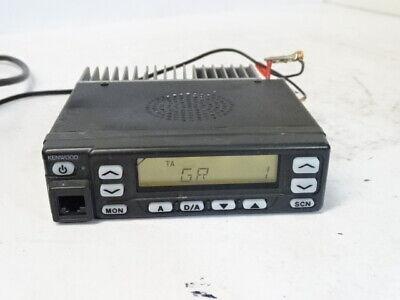 Kenwood Tk-863g-1 Uhf 25 Watt 450-490mhz Mobile Radio