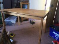 Pine Desk/Table