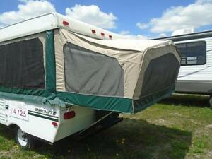 2003 Starcraft 10' White Hardtop Pop Outs London Ontario image 4