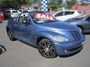 2006 Chrysler PT Cruiser MY06 Limited Purple 4 Speed Automatic Cabriolet Greenacre Bankstown Area Preview