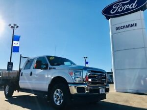 2016 Ford Super Duty F-350 SRW XLT, 8.5'X7' DECK, 6.2L V8, TOW P