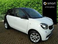 smart forfour PASSION (white) 2017-03-22