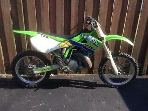 Fully refurbished KX 250
