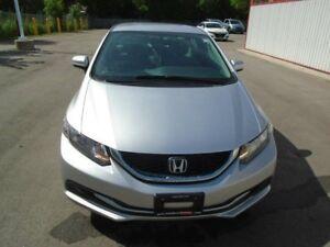 2014 Honda Civic Sedan LX 4dr FWD Sedan