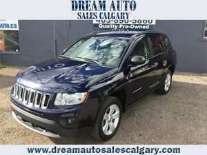 2012 Jeep Compass Sport North Edition