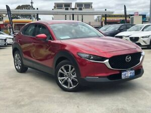 2019 Mazda CX-30 DM2WLA G25 SKYACTIV-Drive Astina Red 6 Speed Sports Automatic Wagon Palmyra Melville Area Preview