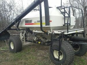 Bourgault 2155 Air Tank