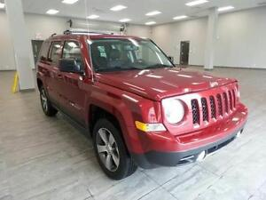 2016 Jeep Patriot High Altitude, Loaded - like new! $169bw