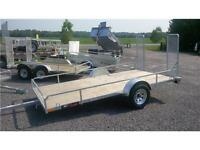 2016 6'X12'    TOP OF THE LINE GALVANIZED TRAILER