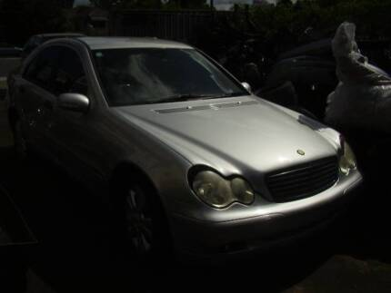Wrecking Mercedes c180 2003 w203 Liverpool Liverpool Area Preview