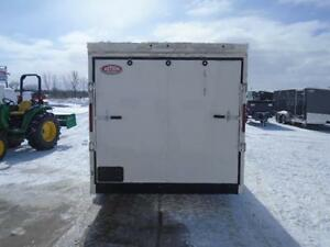IN STOCK SPECIAL 2016 HAULIN 7X16' ENCLOSED CARGO - LOWEST PRICE London Ontario image 10
